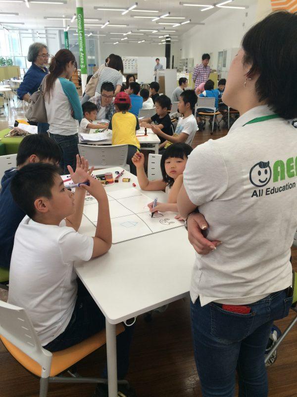AEA主催 電子工作・プログラミング教室