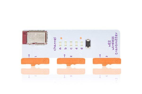 WIRELESS TRANSMITTER(5ch) ワイヤレストランスミッタ